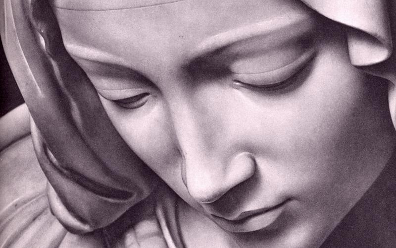 María Madre de Jesús por Cathopic