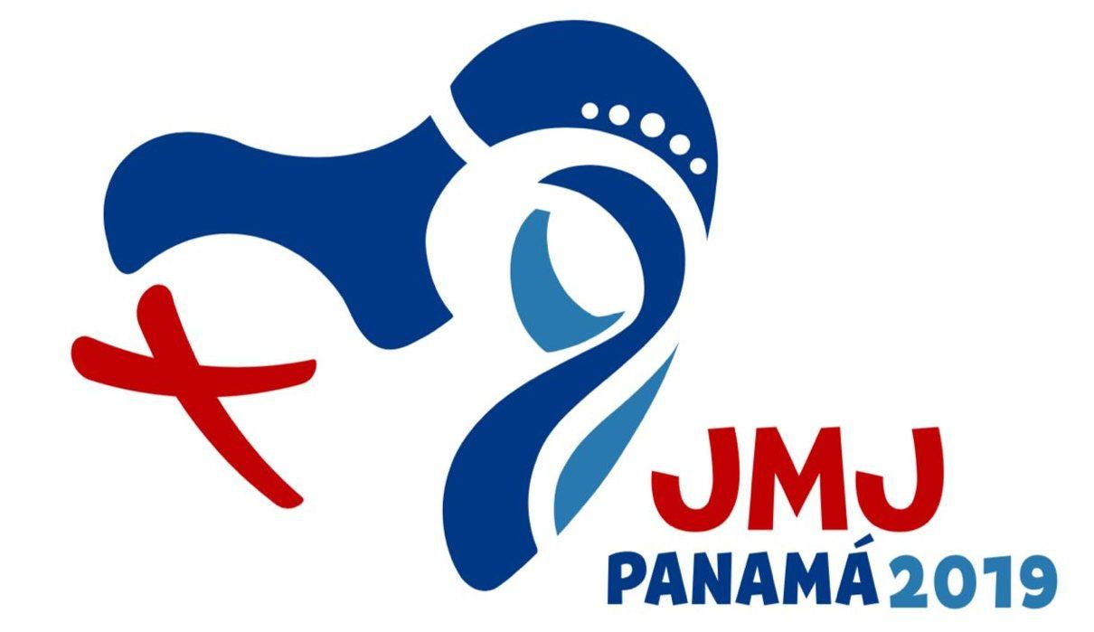 Logo de la JMJ Panamá 2019.