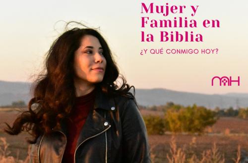 Mujer en la Biblia