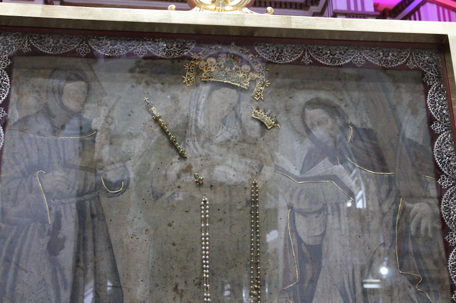 Virgen del Rosario de Chiquinquira - Foto_SoniaTrujillo